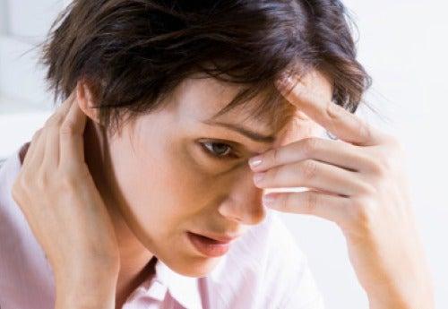 Стресс и покалывание в груди