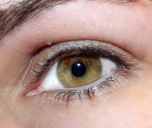 Глаза и лицо