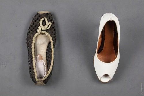 Избавить обувь от неприятного запаха