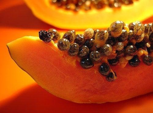 Желудочно-пищеводный рефлюкс и папайя