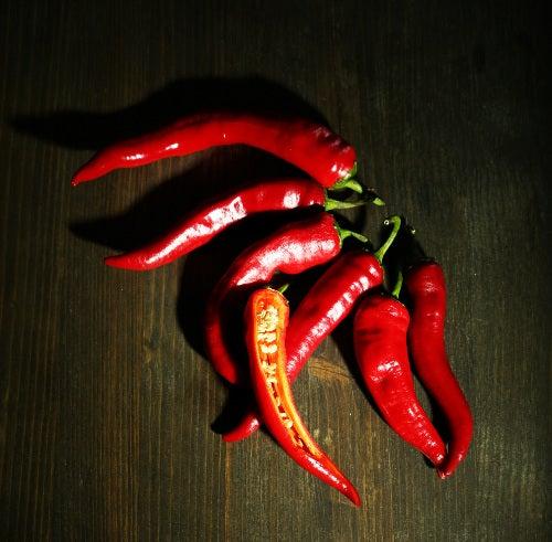 Продукты-жиросжигатели: перец чили