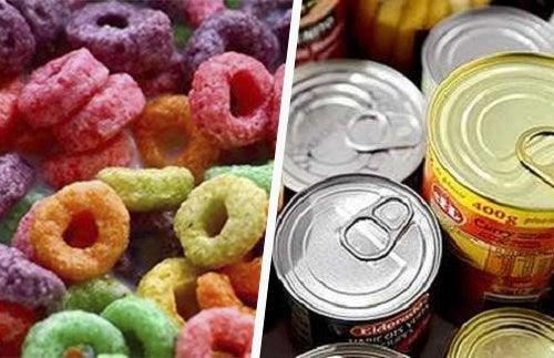 Самые опасные пищевые добавки: старайтесь их избегать!