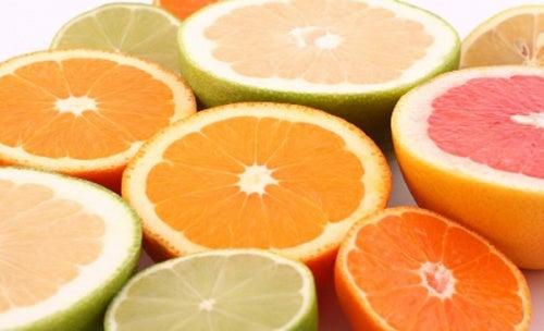 Цитрусы и воспаление