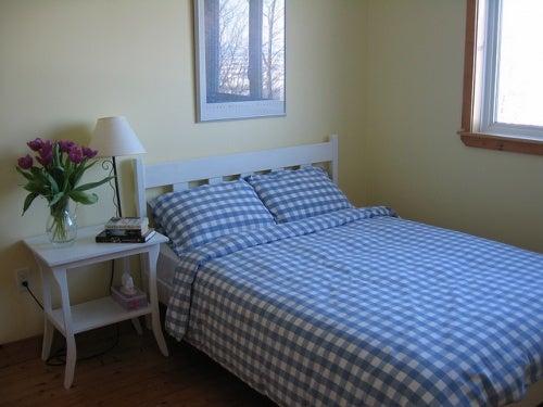 Спрей для борьбы с пылевыми клещами в спальне