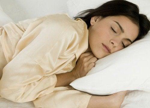 Терять вес во сне