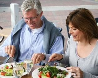 Вес и семейный ужин