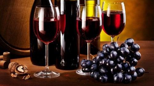 Один бокал красного вина в день