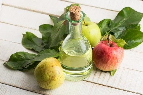 Яблочный уксус против вшей