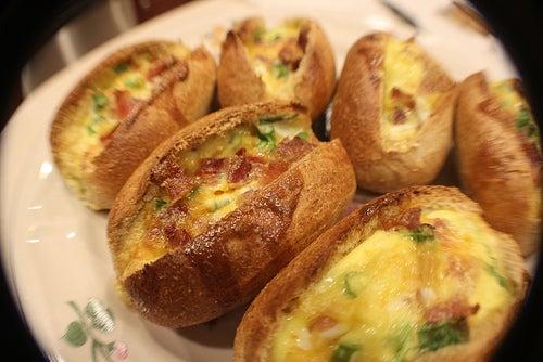 Завтрак чтобы похудеть