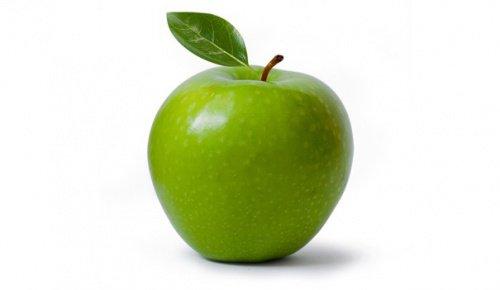 Зеленые яблоки сжигают жир