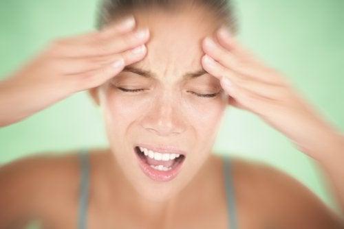 Остановить мигрень