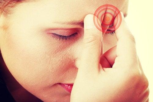 Как остановить мигрень