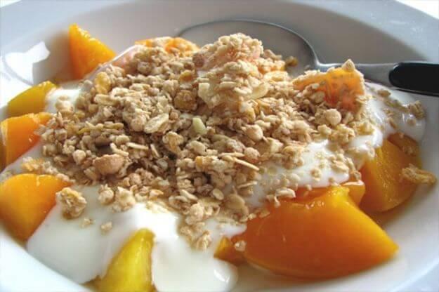 Полезный завтрак из овсянки