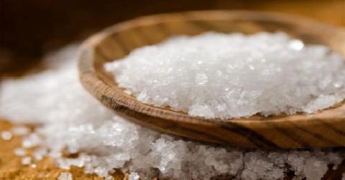Соль чтобы очистить духовку