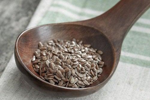 Льняное семя