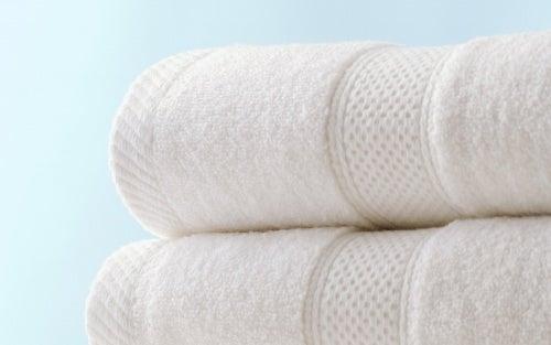 Как сделать так, чтобы полотенца лучше впитывали влагу и приятно пахли