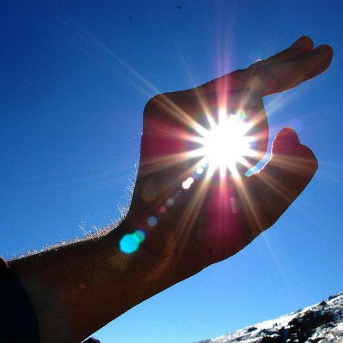 Солнце и старение кожи