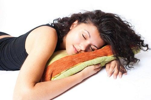 Важно крепче спать