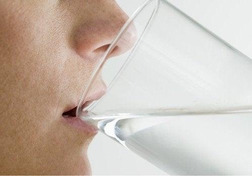 Вода и избыточный вес