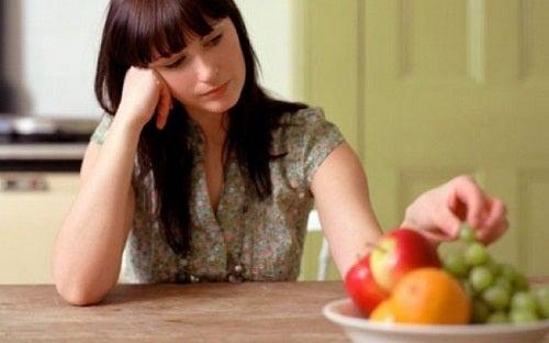 Имбирь улучшает аппетит