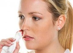 Кровотечение из носа