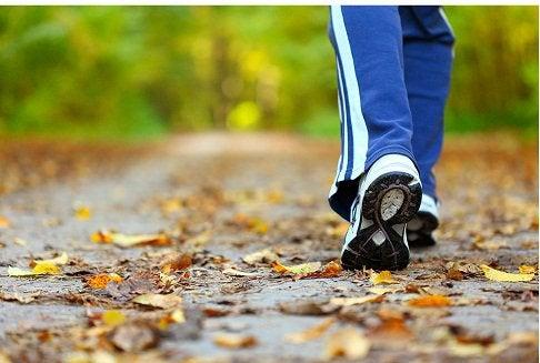 Прогулка для похудения и хорошеенастроение