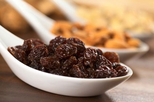 Как лечить печень изюмом