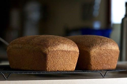Хлеб может провоцировать псориаз