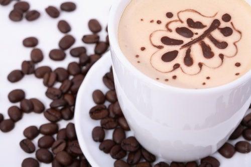 Кофе провоцирует появление целлюлита