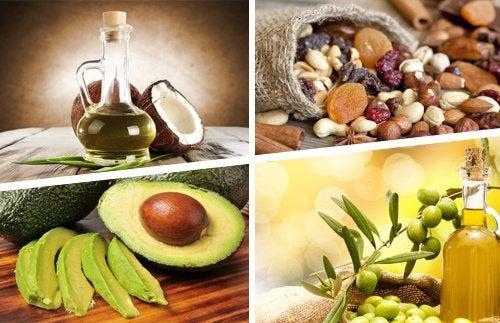 Полезные жиры, от которых не растолстеешь