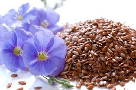 Семена льна против целлюлита