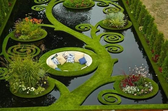 Сад медитаций