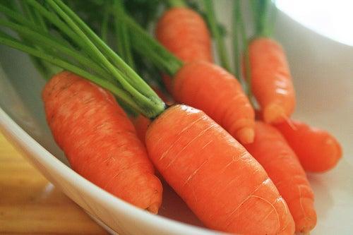 Морковь и Антиоксиданты