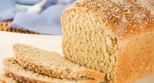 Хлеб и полезные продукты