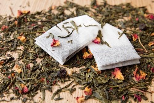 Чайные пакетики для ароматизации