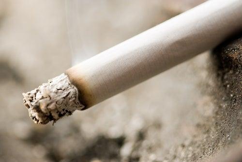 Курение и токсины