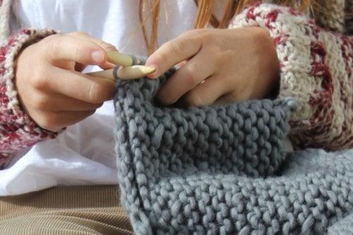 """""""Спицетерапия"""": вязание очень полезно для здоровья!"""