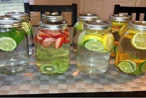 Витаминная вода
