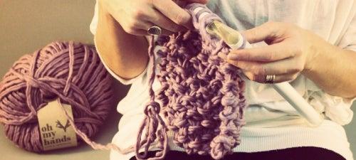 Вязание чтобы улучшить память