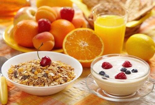 Правильное питание устраняет онемение конечностей