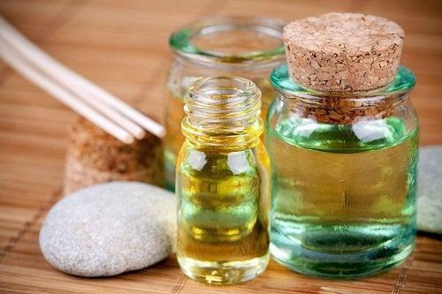 Натуральное эфирное масло и сосудистая сеточка