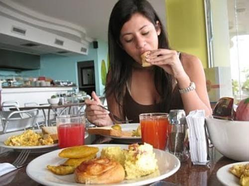 Отсутствие режима питания влияет на желудок