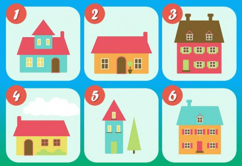 Пройдите тест: выберите дом своей мечты!