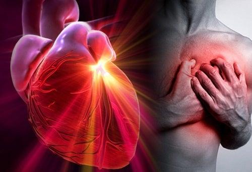 Диета, которая поможет снизить риск развития инфаркта и инсульта