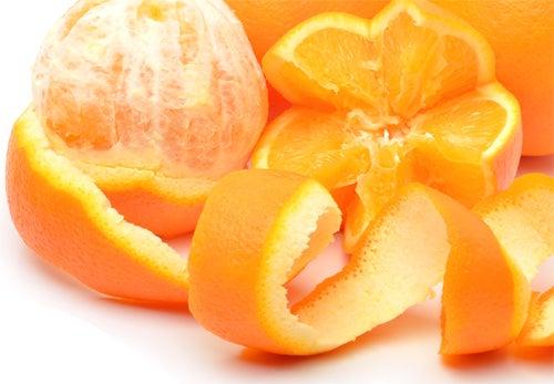 Апельсиновые корки помогут избавиться от муравьев