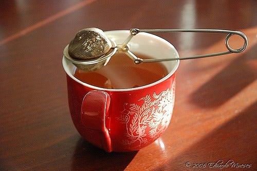 Растения для похудения: красный чай