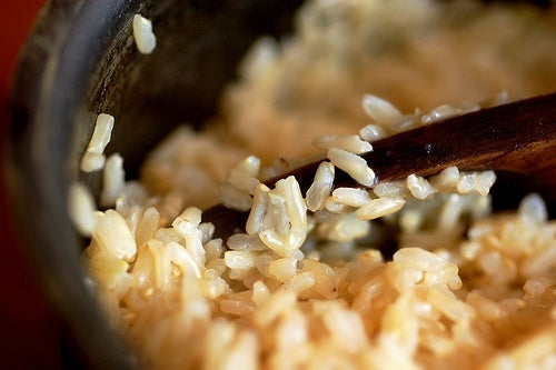 Рис и очищение организма