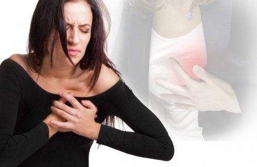 Инфаркт и его симптомы