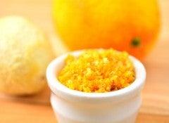 Цедра апельсина и муравьи