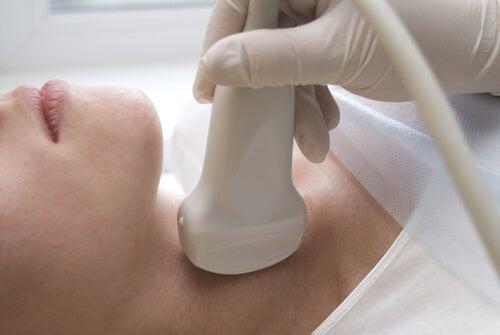 Узи и рак щитовидной железы